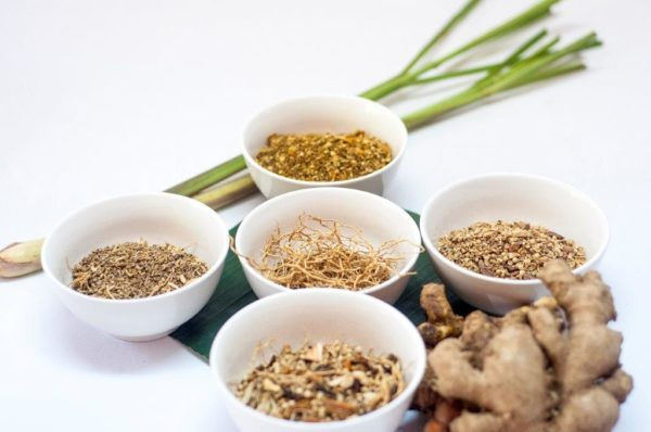 Single herbs extract