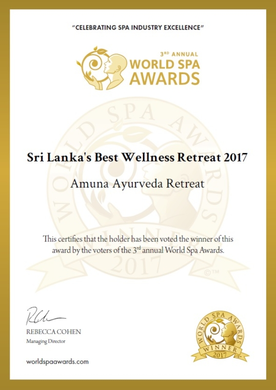 AMUNA Ayurvedic Retreat