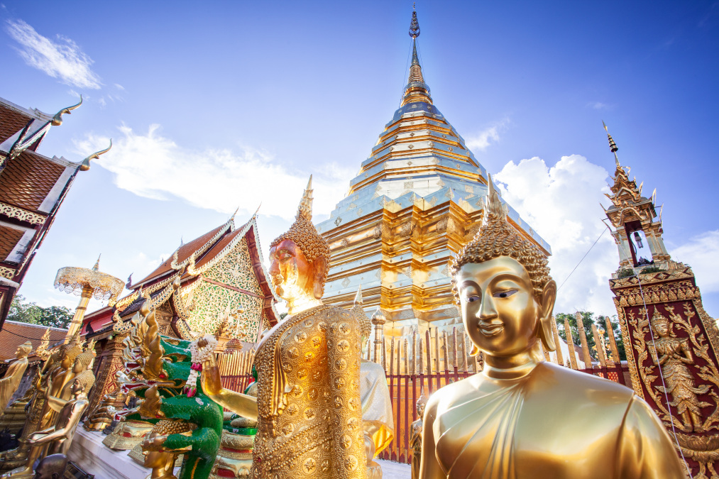 Nordthailand Goldenes Dreieck