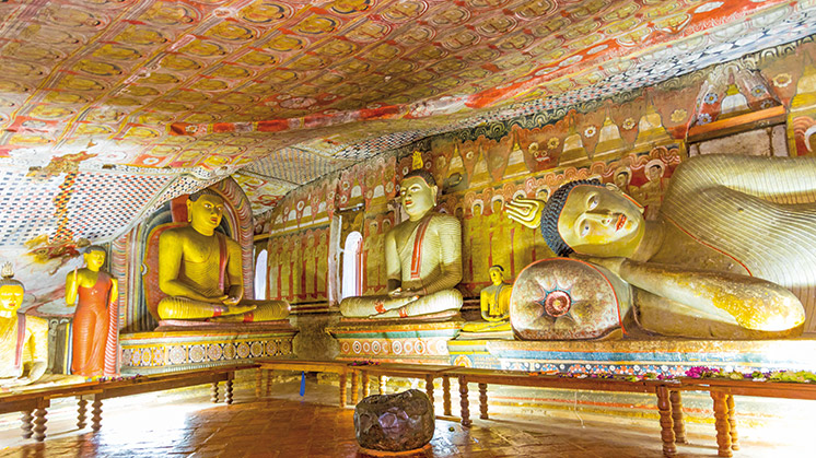 Kultur & Baden Sri Lanka