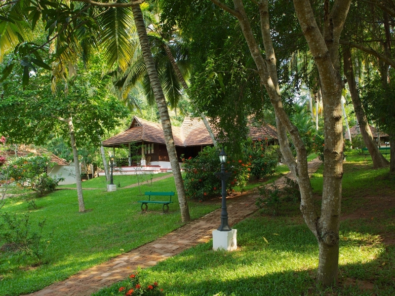 The Travancore Heritage